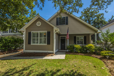Mount Pleasant Single Family Home For Sale: 2469 Fulford Court