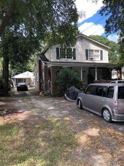 Charleston Multi Family Home For Sale: 2050 Medway Road