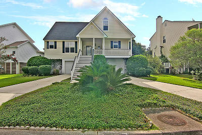 Mount Pleasant Single Family Home For Sale: 1411 Black River Drive