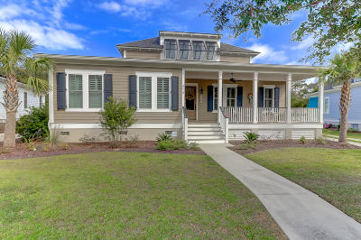 Johns Island Single Family Home For Sale: 3410 Acorn Drop Lane