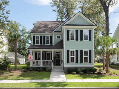 Charleston Single Family Home For Sale: 2599 Rutherford Way