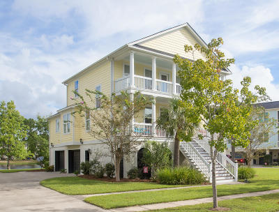 Single Family Home For Sale: 2104 Sandy Point Lane