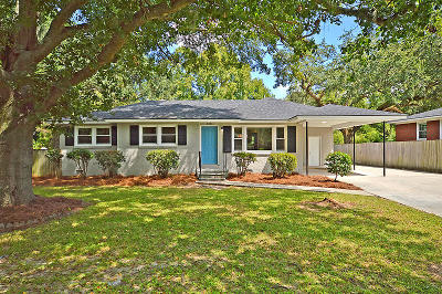 North Charleston Single Family Home Contingent: 5124 Pittman Street