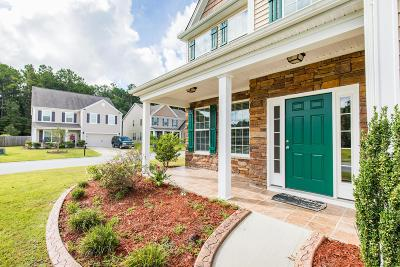 Moncks Corner Single Family Home For Sale: 217 Cypress Forest Drive