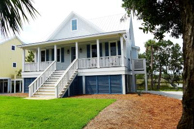 Edisto Beach SC Single Family Home Contingent: $595,000