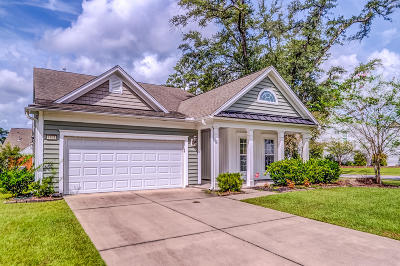Charleston Single Family Home For Sale: 1631 Pleasant Hill Drive