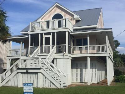 Isle Of Palms Single Family Home For Sale: 221 Charleston Boulevard
