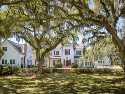Pawleys Island Single Family Home For Sale: 7 Lower Waverly Road