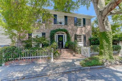 Charleston SC Single Family Home For Sale: $1,750,000