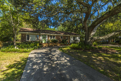 Single Family Home For Sale: 854 Montgomery Road