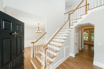 Single Family Home For Sale: 670 Palisades Drive