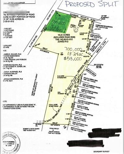 Residential Lots & Land For Sale: Highway 17a Street