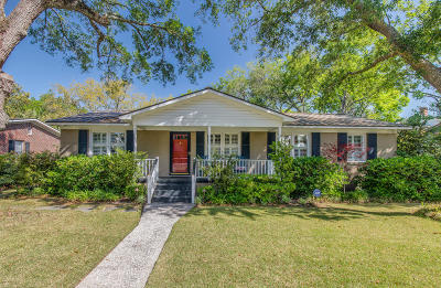 Mount Pleasant Single Family Home For Sale: 118 Live Oak Drive