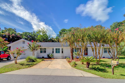 Isle Of Palms Single Family Home For Sale: 3 Lauden Boulevard