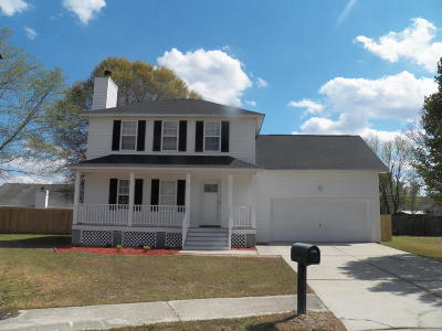 Summerville SC Single Family Home For Sale: $217,500
