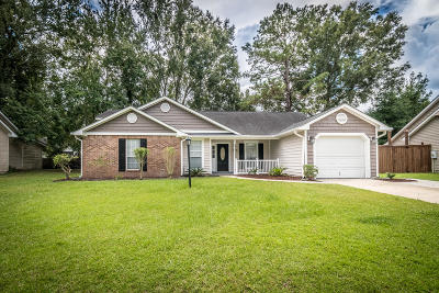 Single Family Home Contingent: 4405 Rice Mill Drive