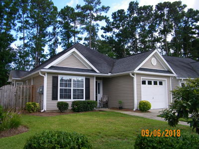 Dorchester County Single Family Home For Sale: 4823 Carnoustie Court