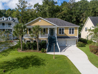 Charleston Single Family Home For Sale: 809 Hunt Club Run