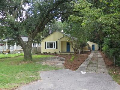 North Charleston Single Family Home For Sale: 1211 Chesterfield Road