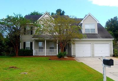 Single Family Home Contingent: 6208 Fieldstone Circle