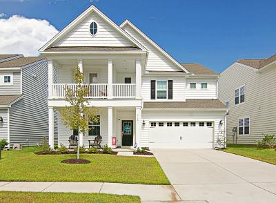 Ladson Single Family Home For Sale: 9781 Black Willow Lane