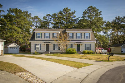 Summerville Multi Family Home For Sale: 102 Dream Street #102, 104
