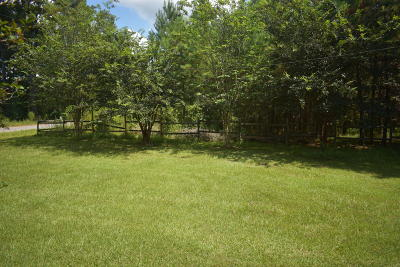 Ridgeville Single Family Home For Sale: 381 Rice Road
