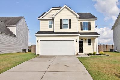 Moncks Corner Single Family Home Contingent: 521 Pleasant Side Drive