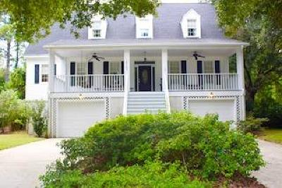 Single Family Home Contingent: 1476 Pine Island