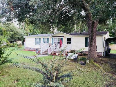 Mobile/Manufactured For Sale: 469 Horseshoe Road
