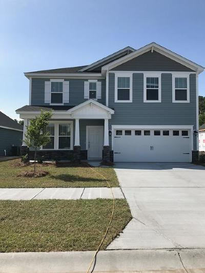 Johns Island Single Family Home For Sale: 3243 Timberline Drive