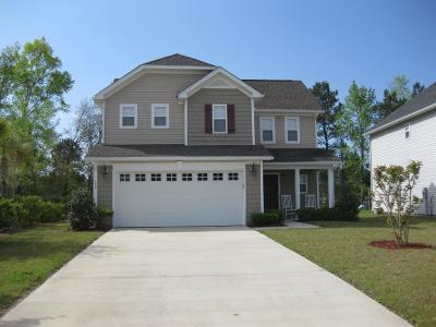 Moncks Corner Single Family Home For Sale: 155 Kimberton Avenue