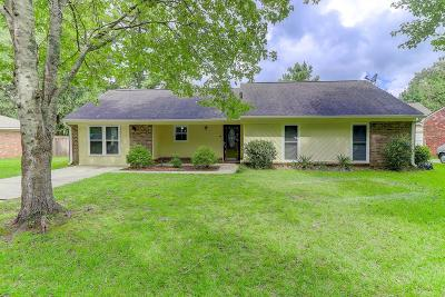 Ladson Single Family Home Contingent: 1320 Maryland Drive