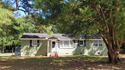 Charleston Single Family Home For Sale: 1273 Pickett Street