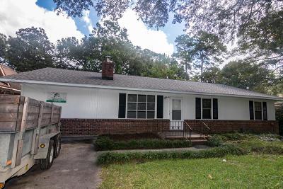 North Charleston Single Family Home Contingent: 4632 Winona Street