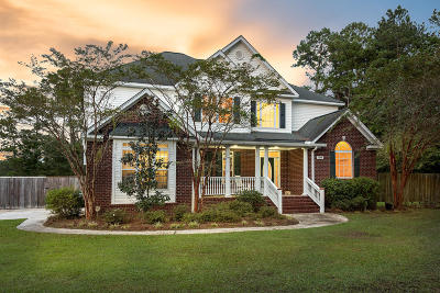 Moncks Corner Single Family Home For Sale: 1298 Pinopolis Road