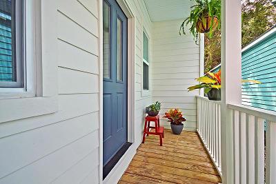 Charleston Single Family Home For Sale: 35 Poinsett Street
