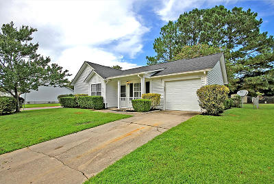 Goose Creek Single Family Home For Sale: 201 Two Hitch Road