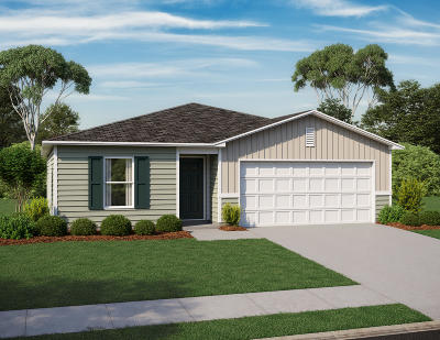 Walterboro Single Family Home For Sale: 233 Waverly Road #Lot #324