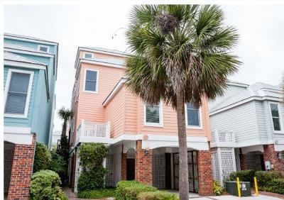Isle Of Palms Single Family Home For Sale: 125 Grand Pavilion Boulevard
