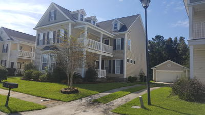 Goose Creek Single Family Home For Sale: 118 Old Jackson Road