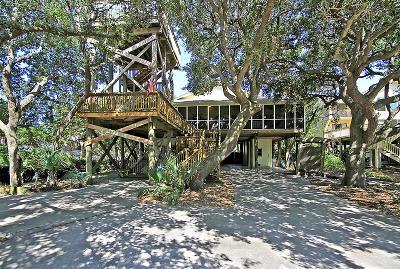 Folly Beach SC Single Family Home Contingent: $893,740