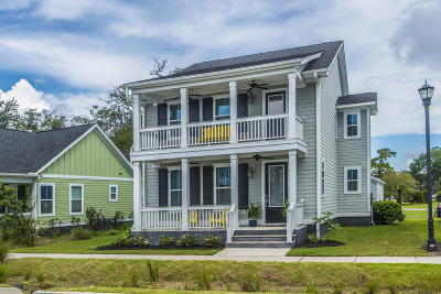 North Charleston Single Family Home Contingent: 4910 W Liberty Park Circle