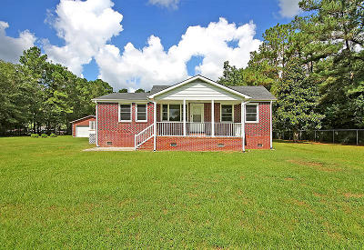 Moncks Corner Single Family Home For Sale: 129 Mano Street