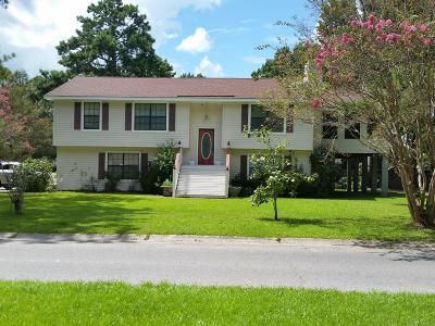 Charleston Single Family Home For Sale: 2330 Assembly Drive