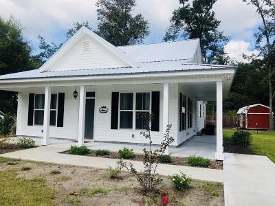 Walterboro Single Family Home For Sale: 120 James Street
