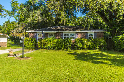 North Charleston Single Family Home For Sale: 5211 E Dolphin Street
