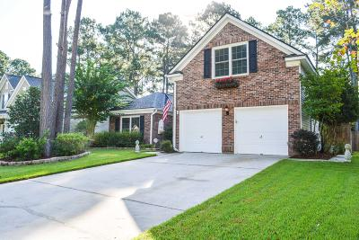 Summerville Single Family Home Contingent: 535 Pointe Of Oaks Road