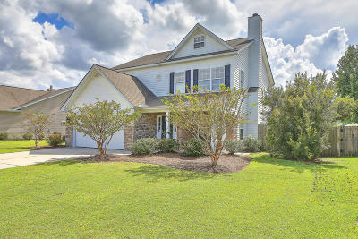 Summerville Single Family Home For Sale: 544 Rosings Drive