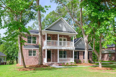 North Charleston Single Family Home For Sale: 5445 Clearview Drive